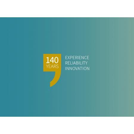 Experience, reliability, innovation - Deffner & Johann celebrates 140 anniversary