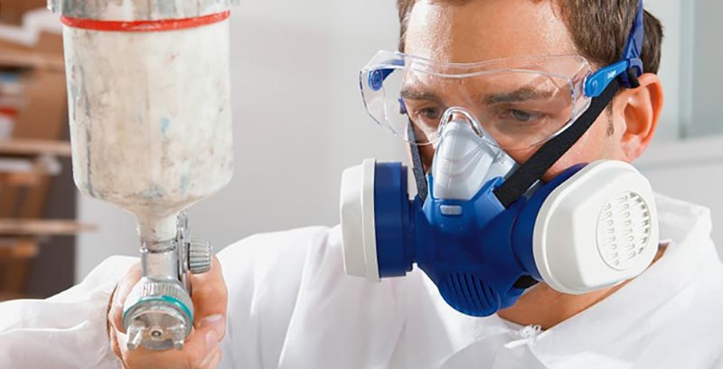 Dust Masks & Accessories