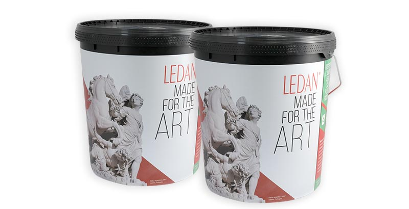 Ledan-Injection Mortars & Conservation Products