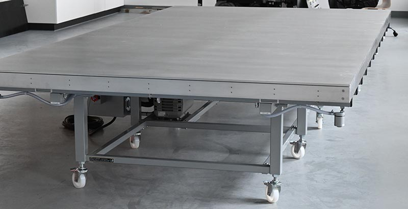 Heated Low Pressure Tables & Large Appliances