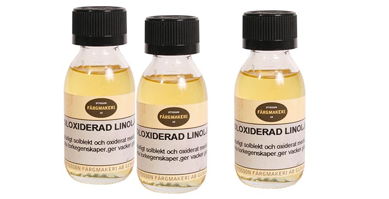 Ottosson Linseed Oil & further Linseed Oil
