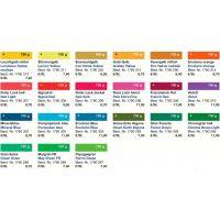 Raphael Art Pigments Sortiment II, 10 Farbtöne (außergewöhnliche Farben)