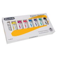 "Schmincke AKADEMIE® ""Küppers Akademie"" Cardbox Set 8 x 60 ml"