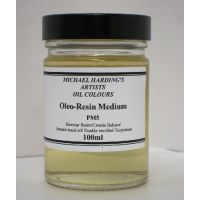Michael Harding Oleo Resin Medium PM5 100 ml