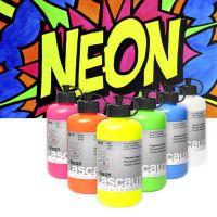 Lascaux Neon Fluorescent Colours, 250 ml