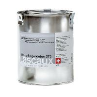 Lascaux Heat Seal Adhesive 375 in solution 5 l