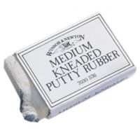 Winsor & Newton Knetbarer Radiergummi / Winsor & Newton Kneaded Putty Rubber