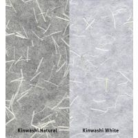 Hiromi Japan Papier - Kinwashi White (Rolle)