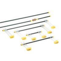 Berna Multiclamps Light, Span 420 mm, Arm 100 mm, 117 g
