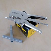 REGUR Anvil Packaging Plier Stapler