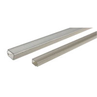 Spacer, self-adhesive, 4,3 x 6,4 mm, Length 1520 mm