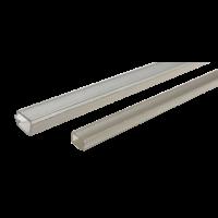 Abstandshalter, selbstklebend, 4,3 x 6,4 mm, Länge 1520 mm