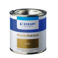 Eckart Goldlack flüssig, 375 ml