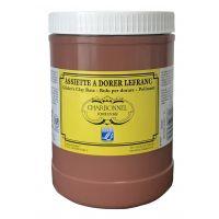 Poliment Lefranc Paste, red, 1 kg