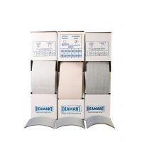Ekamant Abrasive Pads, Roll à 25 m x 113 mm x 4 mm, 500 Grit