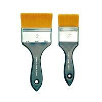 Tiziano flat varnish brush, top quality