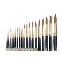Meisterklasse Retouch & Watercolour Brush, Set à 14 pcs