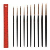 Meisterklasse Retuschierpinsel extra kurz / Meisterklasse Retouching Brush extra short