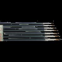 Tiziano 2 Öl-/Acrylmalpinsel, rund / spitz