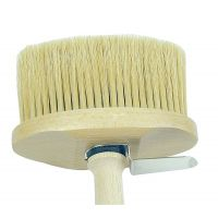 Wistoba Wall Brush, Oval, 130 x 55 mm