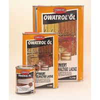 Owatrol Oil - Rust InhIbitor and Paint Conditioner, 1 l