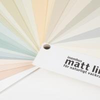 Ottosson Matte Leinölfarbe Sondermischung nach NCS, 3 l