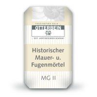 Otterbein Historischer Mauer- und Fugenmörtel MG II, fein, 25 kg