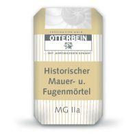 Otterbein Historischer Mauer- und Fugenmörtel MG IIa, grob, 25 kg