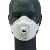 3M™ 9322 Atemschutzmaske mit Ventil FFP2  - Tragebeispiel