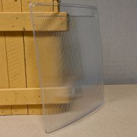 Ersatz-Frontglas für OPUS 3 MAXI PLUS, glasklar