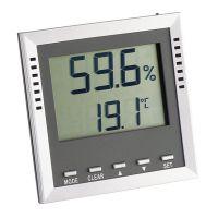 "Digital Thermo-Hygrometer ""Klima Guard"""