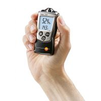 Luftfeuchte-/Temperatur-Messgerät testo 610