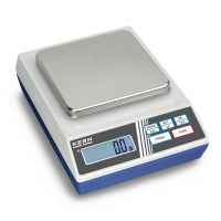 KERN Precision Scale Comfort Model, 0,1 - 2000 g