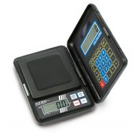 KERN Taschenwaage 0,1 - 320 g mit Taschenrechner