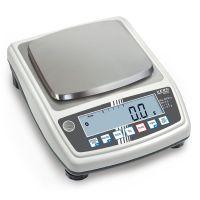 KERN PFB Compact Lab Scale, weighing range max. 200 g