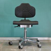 RESKO PLUS Arbeitsstuhl mit Sitz-Stopp-Doppelrollen