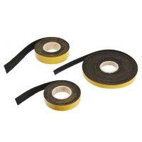 Filzband (Falzband) 10 mm - Vorder- und Rückseite