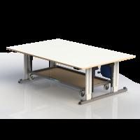 Abraflex - Multifunktionale Arbeitsstation 802, 240 x 150 cm