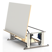 Abraflex - Multifunktionale Arbeitsstation 807, 240 x 200 cm