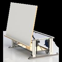 Abraflex - Multifunktionale Arbeitsstation 807, 140 x 100 cm