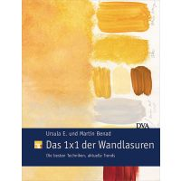 Ursula E. und Martin Benad: Das 1x1 der Wandlasuren