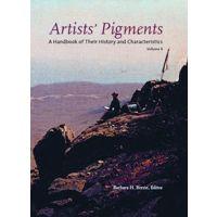 Barbara Berrie: Artists' Pigments, 2007