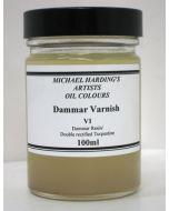 Michael Harding Dammar Firnis V1, 100 ml