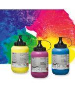 Lascaux Studio Original Primary Colours, 500 ml