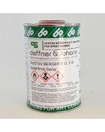 Gustav Bergers O. F.® Isolierfirnis, 1 l Spray