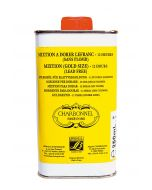 Lefranc Mixtion Gold size, oil, 12 hour, lead free, 250 ml