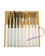 Pinselmatte aus Bambusrohr