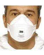 3M™ 9332 Atemschutzmaske mit Ventil FFP3 (2 St)