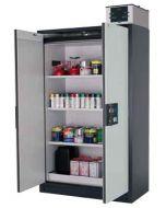 Sicherheitsschrank Q-PEGASUS-90 / Safety cabinet Q-PEGASUS-90, grau/grey