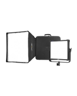 F&V LED Atelierpanel Z400S Soft Bi-Color Kit, inkl. Softbox und Pro Case